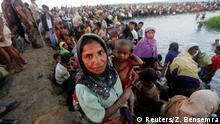 Bangladesch Rohingya fliehen aus Myanmar
