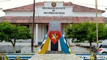 Mocímboa da Praia liegt in Cabo Delgado Provinz, im Norden Mosambiks 3. Fotograf: Glória Sousa (DW) 4. Wann wurde das Bild gemacht: 28.03.2017 5. Wo wurde das Bild aufgenommen: Mocímboa da Praia, Mosambik