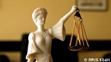 Serbien Justiz |