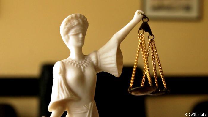 Serbien Justiz | (DW/S. Kljajić)
