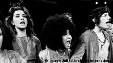 Hair Musical 50. Jubiläum Musical 1968 (Imago/United Archives International)