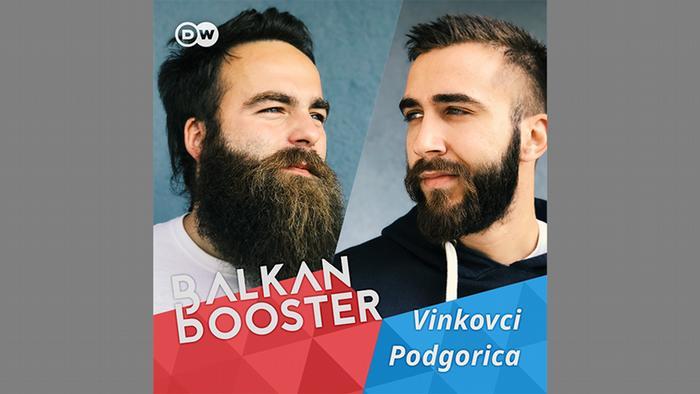 Prvi su se u Balkan Booster pustolovinu otisnuli Aleksandar Novović, ekološki aktivist iz Podgorice, i Marko Kaselj, student kulturologije i suosnivač glazbenog portala Mixeta iz Vinkovaca.