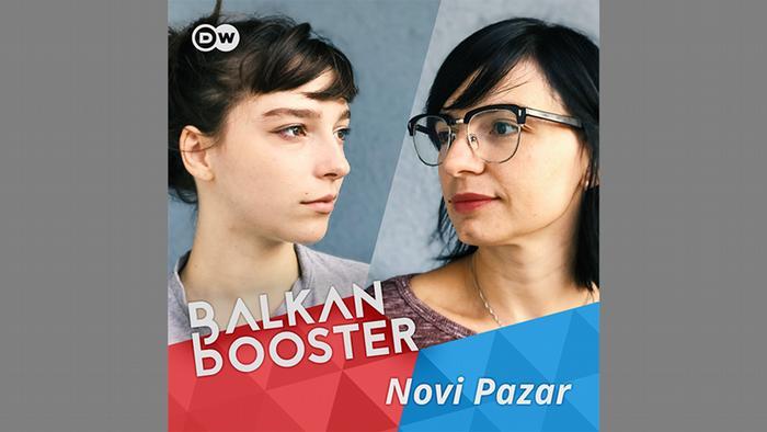 Karikaturistica Aleksandra Najdovska iz Demir Hisara i spisateljica Suadela Baliu iz Tirane zajedno će otkrivati Novi Pazar.