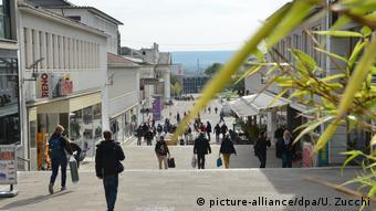Erste Fußgängerzone Deutschlands Kassel