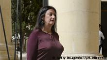 Malta blogger Daphne Caruana Galizia (Getty Images/AFP/M. Mirabelli)