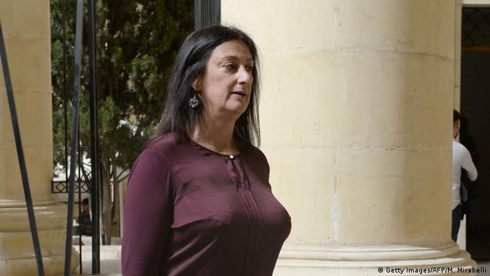 Malta Bloggerin Daphne Caruana Galizia