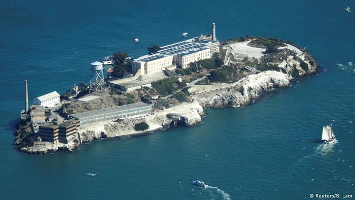 USA Alcatraz (Reuters/S. Lam)