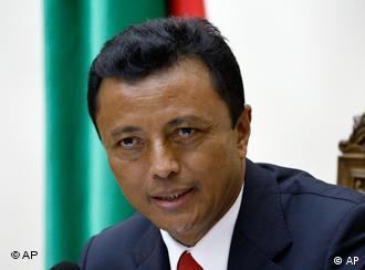 Marc Ravalomanana (Foto: AP)