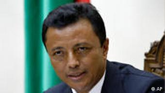 Marc Ravalomanana (Bild:AP)