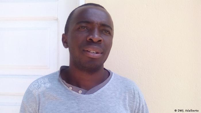 Angola Adalberto Sanjamba Vasco