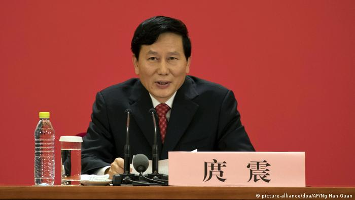 China - Parteikongress der Kommunisten (picture-alliance/dpa/AP/Ng Han Guan)