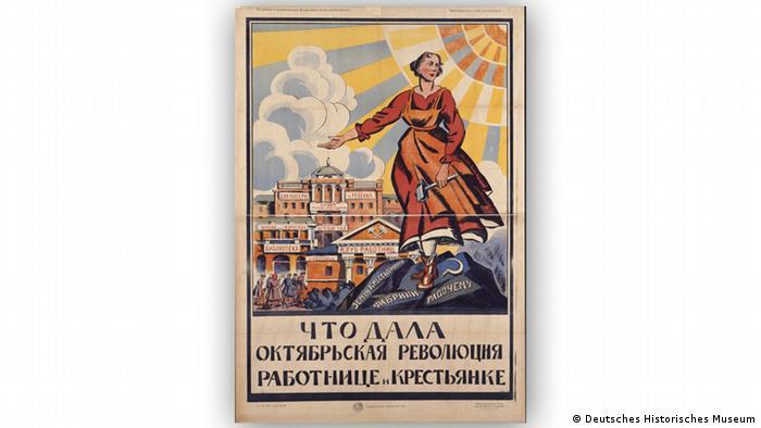 Deutsches Historisches Museum in Berlin   Ausstellung 1917 Revolution Russland und Europa