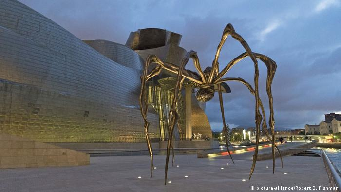 Skulptur Maman von Louise Bourgeois (picture-alliance/Robert B. Fishman)