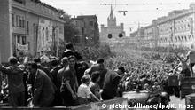 Russland 6. Weltjugendfestspiele 1957 in Moskau