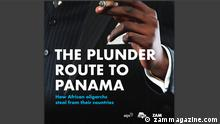 Screenshot pdf The Plunder Route to Panama