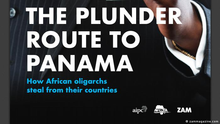 Panama Papers: Africa's elite are plundering their countries