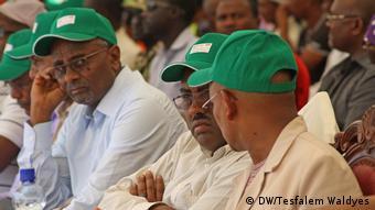 Äthiopien Regierungsvertreter