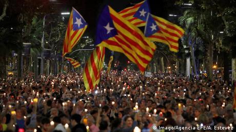 """DW: """"Η ΕΕ δεν μπορεί να παρέμβει στην Καταλονία"""""""