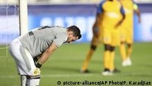 Champions League - Apoel Nicosia vs Borussia Dortmund Roman Bürki