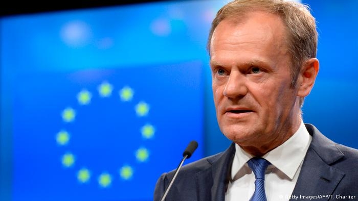 Donald Tusk (Getty Images/AFP/T. Charlier)