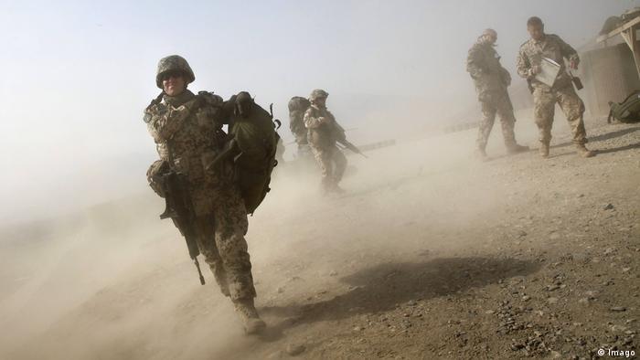 Afghanistan Bundeswehr (Imago)
