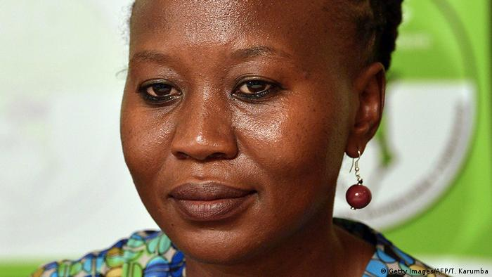 Roselyn Akombe (Getty Images/AFP/T. Karumba)