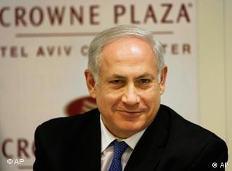 نتانیاهو بر صلح تاکید میورزد