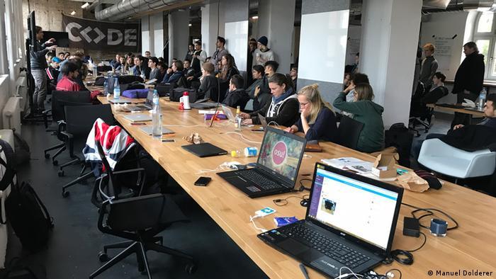 Code University в Берлине