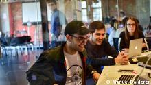Berlin Code University | Unterrichtsräume