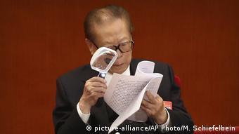 Πάνω από όλους και όλα το κόμμα είναι το μότο του προέδρου Σι Τζινπίνγκ