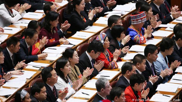 China Peking Kommunistischer Parteitag