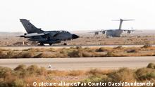 Jordanien deutsche Tornados in Al Asrak (picture-alliance/Pao Counter Daesh/Bundeswehr)