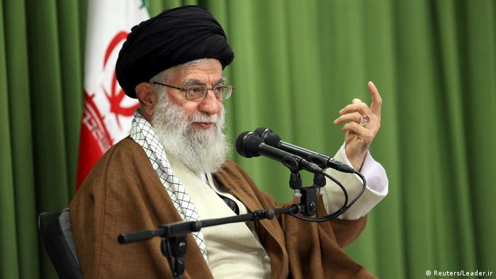 """IRAN: Líder supremo iraní amenaza con """"destruir"""" acuerdo nuclear"""