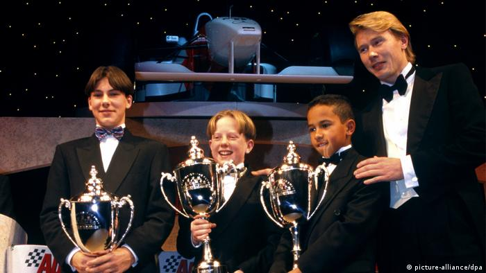 Lewis Hamilton Formel 1 Pilot Autosports Award (picture-alliance/dpa)