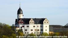 Deutschland Rochsburg, Lunzenau, Sachsen