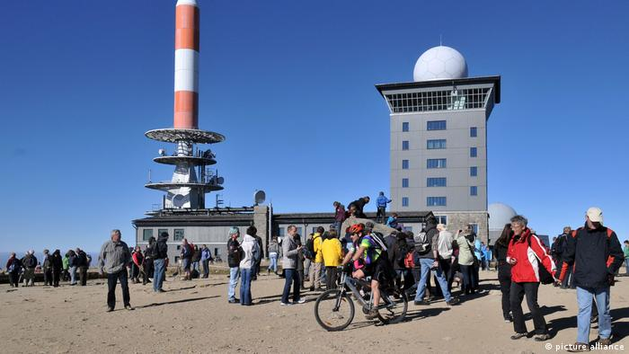 Deutschland Harz Brocken (picture alliance)