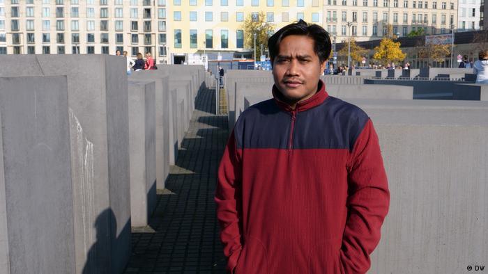 Studienreise Goethe Insitut Life of Muslims in Germany Saipul Hamdi (DW)