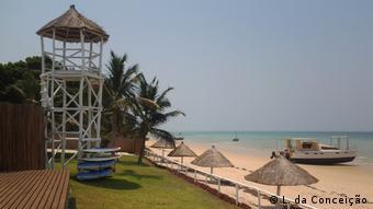 Mosambik einsame Strände, Vilankulo
