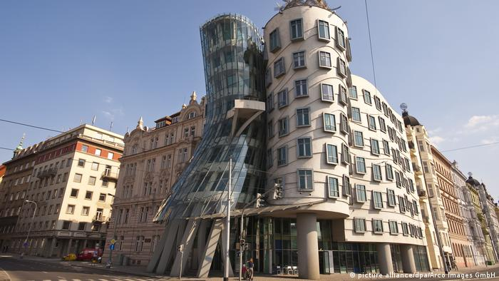 Tschechien Tanzendes Haus in Prag