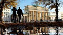 Deutschland Berlin Brandenburger Tor