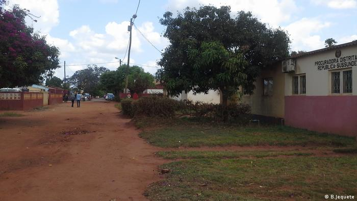 Mozambik, Stadt Sussudenga