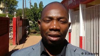 Mozambik, Remigy Guiamba, Bezirksstaatsanwalt
