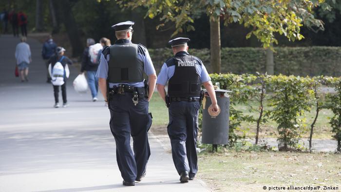Policja zawsze patrolowała największy park Berlina, od ubiegłego roku jeszcze bardziej intensywnie