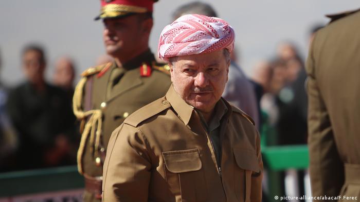 Masoud Barzani (picture-alliance/abaca/F.Ferec)