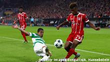 Fußball Champions League FC Bayern München - Celtic Glasgow (Getty Images/Bongarts/A. Hassebstein)
