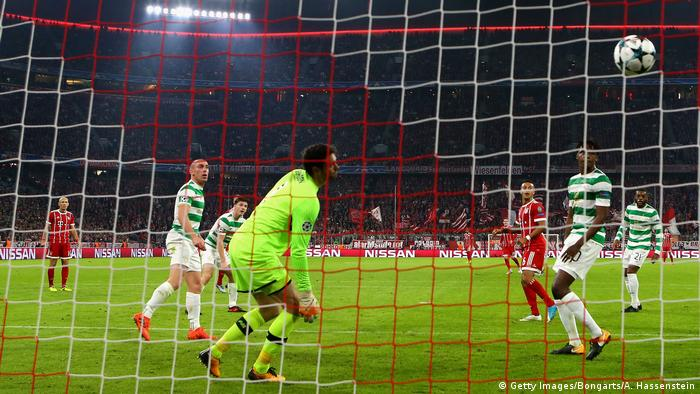 Fußball Champions League FC Bayern München - Celtic Glasgow (Getty Images/Bongarts/A. Hassenstein)