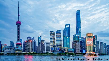 China Skyline von Shanghai (picture-alliance/dpa/Imaginechina/Guo Hui)