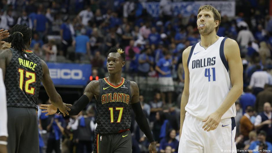 USA Basketball NBADallas Mavericks - Atlanta Hawks