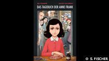 Buchcover: Tagebuch der Anne Frank - Graphic Diary. Umgesetzt von Ari Folman und David Polonsky