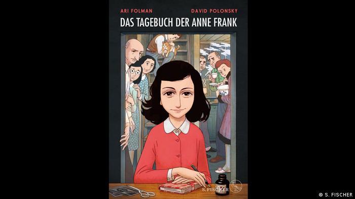 Das Tagebuch Der Anne Frank Als Comic Bücher Dw 20102017
